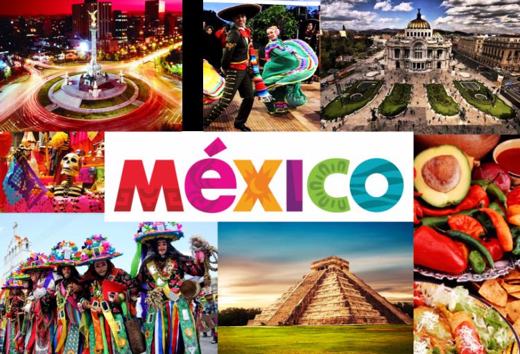 🇲🇽  Аррива, Мексика!  🇲🇽