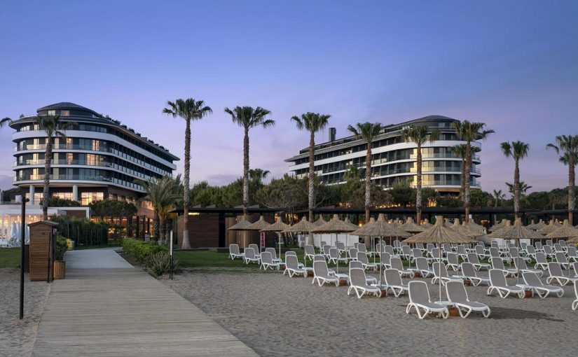 🙌 Приглашаем вас на несравненный  отдых в фантастический мир отелей Voyage на Эгейском и Средиземноморском побережьях!